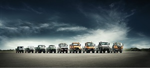 重卡系列 Heavy Duty Trucks